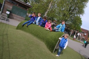 Schoolplein Groesbeek